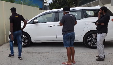 New Kia Carnival Delivery Gone Wrong