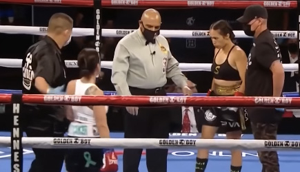 Fastest KO in Women's Boxing History