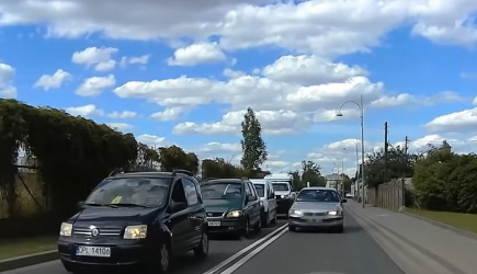 Best Of Dashcams - Bad Driving in Poland 519