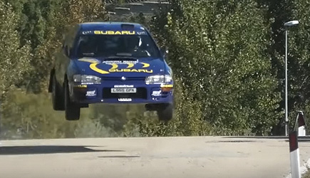This is Rally (14) - The Best Scenes of Rallying