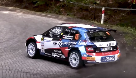 Crazy Rally Drivers Compilation, Skill
