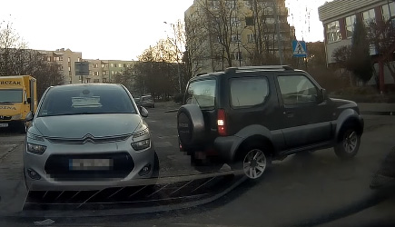 Best Of Dashcams - Bad Driving In Poland