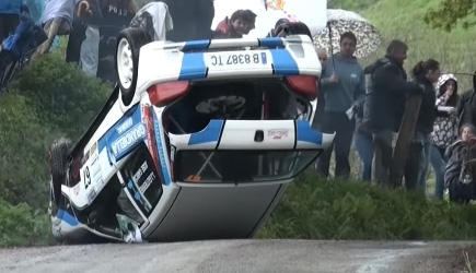 Best Of Rally Crash