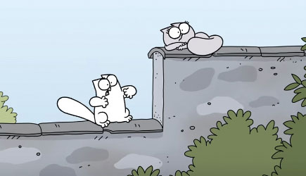 Simon's Cat - Love Story (Full Color Special)