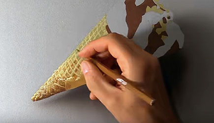 Mercello Barenghi - Top 5 Drawings That Look Really Real