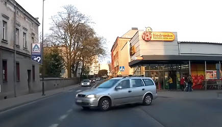 Best Of Dashcams - Bad Driving in Poland 629